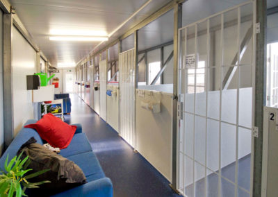clean, modern facilities